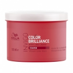 Фото Wella Invigo Brilliance Line - Маска для окрашенных жестких волос 500 мл