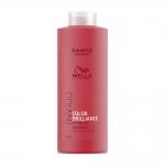 Фото Wella Invigo Brilliance Line - Шампунь для окрашенных нормальных и тонких волос 1000 мл