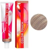 Купить Wella Color Touch Rich Naturals - Краска оттеночная, тон 9-97 очень светлый блонд сандре коричневый, 60 мл, Wella Professionals
