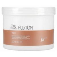 Купить Wella Fusion Mask - Маска интенсивная восстанавливающая с аминокислотами шелка, 500 мл, Wella Professionals