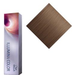 Wella Illumina Color - Крем-краска 6-76, темный блонд, коричнево-фиолетовый, 60 мл.