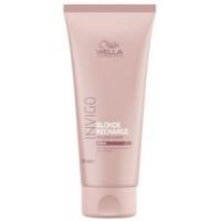 Купить Wella Invigo Blonde Recharge Warm - Бальзам-уход оттеночный для теплых светлых оттенков, 200 мл, Wella Professionals