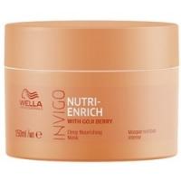 Купить Wella Invigo Nutri-Enrich With Gojl Berry Mask - Маска-уход питательная с ягодами годжи, 150 мл, Wella Professionals