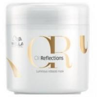 Wella Oil Reflections - Маска для интенсивного блеска волос, 150 мл.