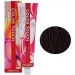 Фото Wella Professionals Color Touch - Оттеночная краска для волос 44/65 Волшебная ночь 60 мл