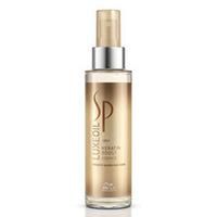 Купить Wella SP Luxe Line Keratin Boost Essence - Эссенция для восстановления кератина волос 100 мл, Wella System Professional