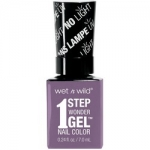 Фото Wet-n-Wild 1 Step Wonder Gel Lavender Out Loud - Гель-лак для ногтей, тон Е7281, 7 мл