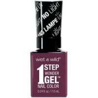 Wet-n-Wild 1 Step Wonder Gel Under My Plum - Гель-лак для ногтей, тон E7341, 7 мл
