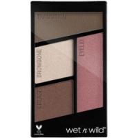 Wet-n-Wild Color Icon Eyeshadow Quad Sweet as Candy - Палетка теней для век, 4 оттенка, тон E359, 4,5 г