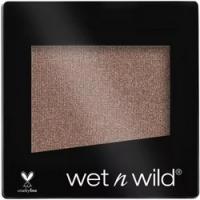 Wet-n-Wild Color Icon Eyeshadow Single Nutty - Тени для век одноцветные, тон E343a, 2 г