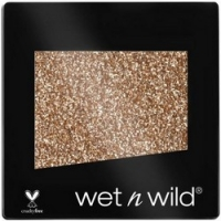 Wet-n-Wild Color Icon Glitter Single Brass - Гель-блеск для лица и тела, тон E354c, 1,4 г