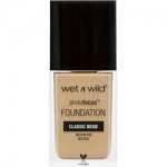 Фото Wet-n-Wild Photo Focus Foundation Classic Beige - Тональная основа, тон E371c, 30 мл