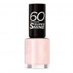 Фото Rimmel 60 Seconds Super Shine Lose Your Lingerie - Лак для ногтей, тон 203, 8 мл