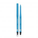 Фото Rimmel Exaggerate  Bright Blue - Автоматический карандаш для глаз, тон 240