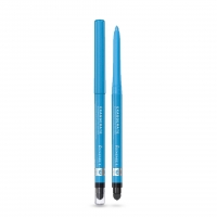 Rimmel Exaggerate  Bright Blue - Автоматический карандаш для глаз, тон 240