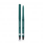 Фото Rimmel Exaggerate  Emerald Sparkle - Автоматический карандаш для глаз, тон 250