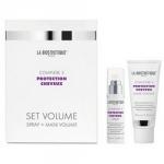 La Biosthetique Power Set Volume Complexe 3 - Стабилизирующий дует с молекулярным комплексом защиты волос, 50 мл, 100 мл