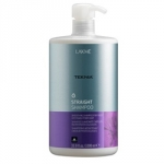 Lakme Teknia Straight Shampoo - Шампунь для гладкости волос с нарушенной структурой или химически выпрямленных волос 1000 мл