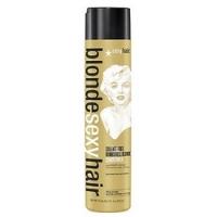 Sexy Hair Blonde - Кондиционер для сохранения цвета без сульфатов, 300 млSexy Hair Blonde - Кондиционер для сохранения цвета без сульфатов, 300 мл купить по низкой цене с доставкой по Москве и регионам в интернет-магазине ProfessionalHair.<br>