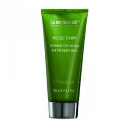 La Biosthetique Natural Cosmetic Masque Volume - Кондиционер-маска для натуральных тонких волос 100 мл
