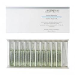 La Biosthetique Methode Regenerante Ergines Plus Vital - Сыворотка питательная для укрепления волос 10 амп