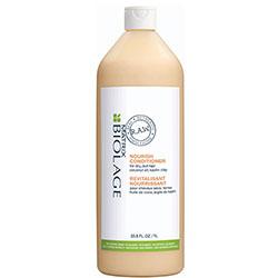 Matrix Biolage R.A.W. Nourish Conditioner - Кондиционер для волос, питание, 1000 мл