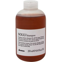 Davines Essential Haircare Solu Shampoo - Освежающий шампунь для глубокого очищения волос, 250 мл.