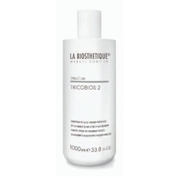 La Biosthetique Speciality Hair Shaft Treatment Tricobios 2 Special Shampoo - Шампунь специальный для удаления излишков Tricobios 1 1000 мл