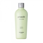 Lebel Proedit Care Works Curl Fit Shampoo - Шампунь для кудрявых волос 300 мл