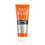 TIGI Bed Head Styleshots Extreme Straight Conditioner - Кондиционер для разглаживания и защиты от влаги 200 мл