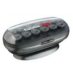 BaByliss Pro Steam Breeze - Термобигуди для волос, керамика+велюр, 12 шт, 400 Вт