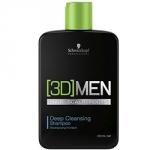 Schwarzkopf [3D]Mension Deep Cleansing Shampoo - Шампунь для глубокого очищения 250 мл