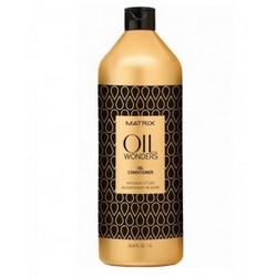 Matrix Oil Wonders Oil Conditioner - Кондиционер с марокканским аргановым маслом, 1000 мл.