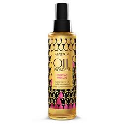 Matrix Oil Wonders Egyptian Hibiscus Color Caring Oil - Масло для защиты цвета окрашенных волос, Египетский гибискус, 150 мл.
