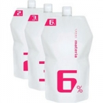 Lebel - Oxy 6%, Оксидант  Materia, в мягкой упаковке, 1000 мл