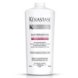 Kerastase Specifique Bain Prevention - Шампунь-ванна от выпадения волос 1000мл