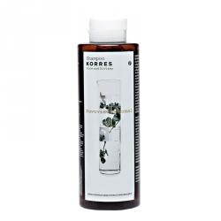 Korres Shampoo Aloe & Ditanny - Шампунь для нормальных волос с алоэ и диким бадьяном 250 мл