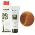 Gain Cosmetics Haken Premium Pearll Pure Gel Color-Latte Light Brown - Маникюр для волос, тон латте, 220 г