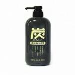 Junlove Charcoal Conditioner - Кондиционер для волос с древесным углем, 600 мл.