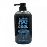 Junlove Charcoal Cool Shampoo - Шампунь для волос с древесным углем с охлаждающим эффектом, 600 мл.
