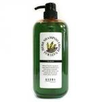 Junlove Natural Herb Shampoo - Шампунь с экстрактом бурых водорослей, для сильно поврежденных волос, 1000 мл.