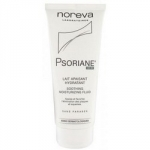 Noreva psoriane soothing moisturizing fluid - Молочко успокаивающее увлажняющее, 200 мл