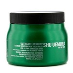 Shu Uemura Art Of Hair Ultimate Remedy Extreme Restoration Treatment - Маска восстанавливающая для поврежденных волос, 500 мл.