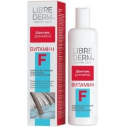 Librederm - Шампунь с витамин F, 250 мл.