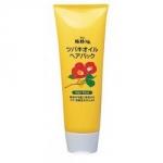 Kurobara Camellia Oil Hair Pack - Маска восстанавливающая для повреждённых волос с маслом Камелии японской, 280 г.