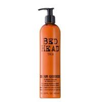 TIGI Bed Head Colour Goddess - Шампунь для окрашенных волос 400 млTIGI Bed Head Colour Goddess - Шампунь для окрашенных волос 400 мл купить по низкой цене с доставкой по Москве и регионам в интернет-магазине ProfessionalHair.<br>