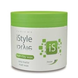 Periche iStyle iSoft Matt Clay Wax - Воск с матовым эффектом для укладки волос 100 мл