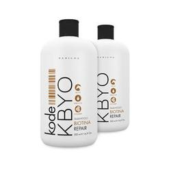 Periche Kode Kbyo Shampoo Repair - Шампунь восстанавливающий с биотином 500 мл