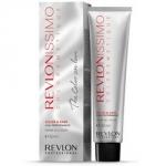 Revlon Professional Revlonissimo Colorsmetique - Краска для волос, 6.12 темный блондин пепельно-переливающийся, 60 мл.