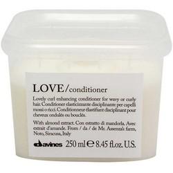 Davines Essential Haircare Love Curl Conditioner - Кондиционер для усиления завитка, 250 мл.